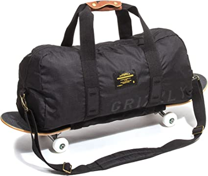 New Grizzly Griptape Gym Duffle Bag Carry Skateboard Hideaway Backpack RBCK-227