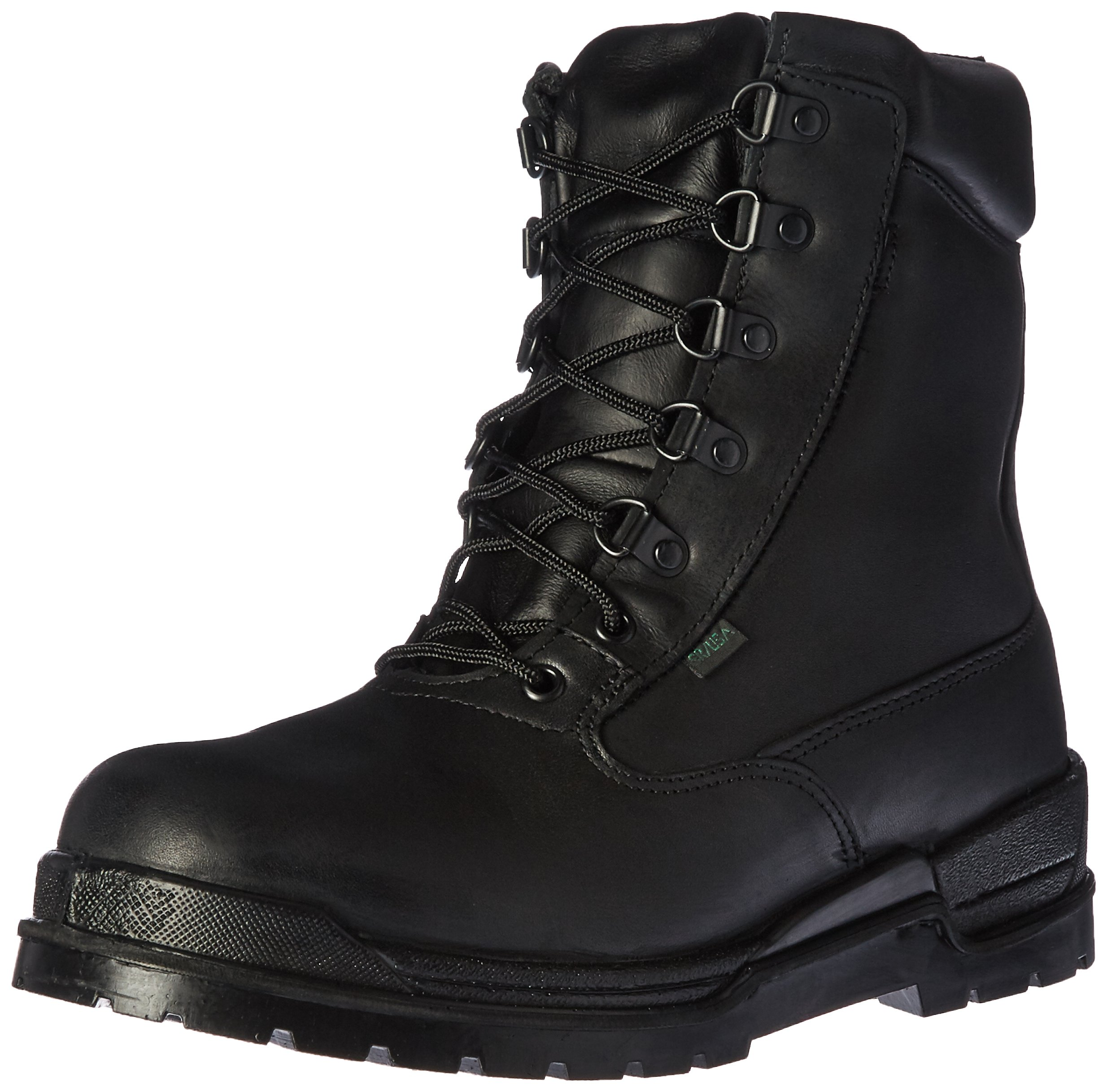 Rocky Men's 6 Inch Postal 8132-1 Slip Resistant Work Boot,Black,12 XW US by Rocky