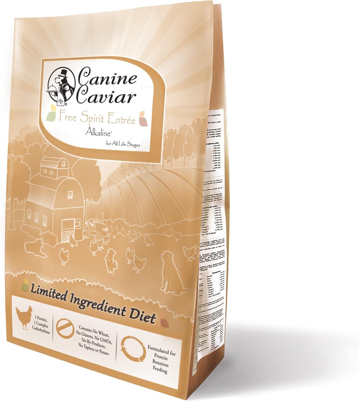 Canine Caviar Limited Ingredient Alkaline Holistic Dog Food