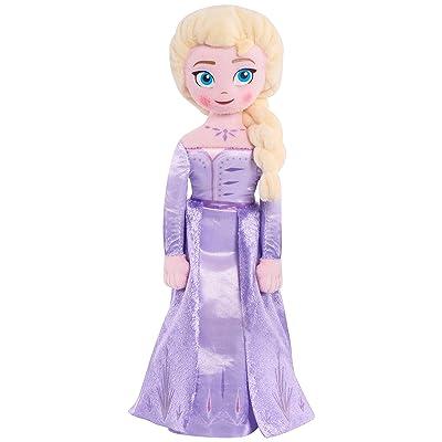 Disney Frozen 2 Talking Small Plush – Elsa: Toys & Games
