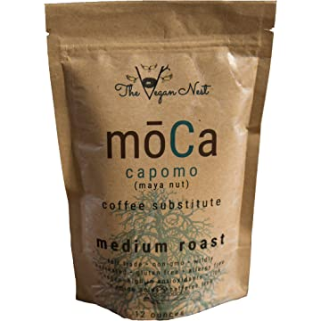 best The Vegan Nut MōCa Capomo reviews