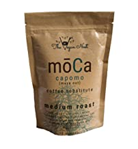 The Vegan Nut MōCa Capomo