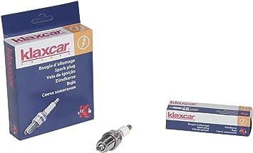Klaxcar 43026Z - Juego de bujías de encendido (4 unidades)