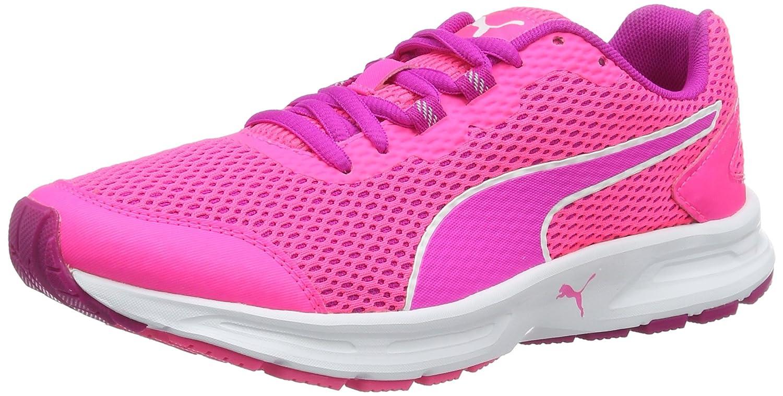 Puma Descendant V4 Wn's, Zapatillas de Running para Mujer 40 EU Rosa (Knockout Pink-ultra Magenta-puma White 06)
