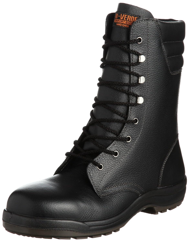[ミドリ安全] 安全靴 長編上 CF230 B002OXMAZE 24.0 cm ブラック