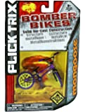Flick Trix Die-cast Bomber Bikes - Mongoose (Purple, Yellow, Black)