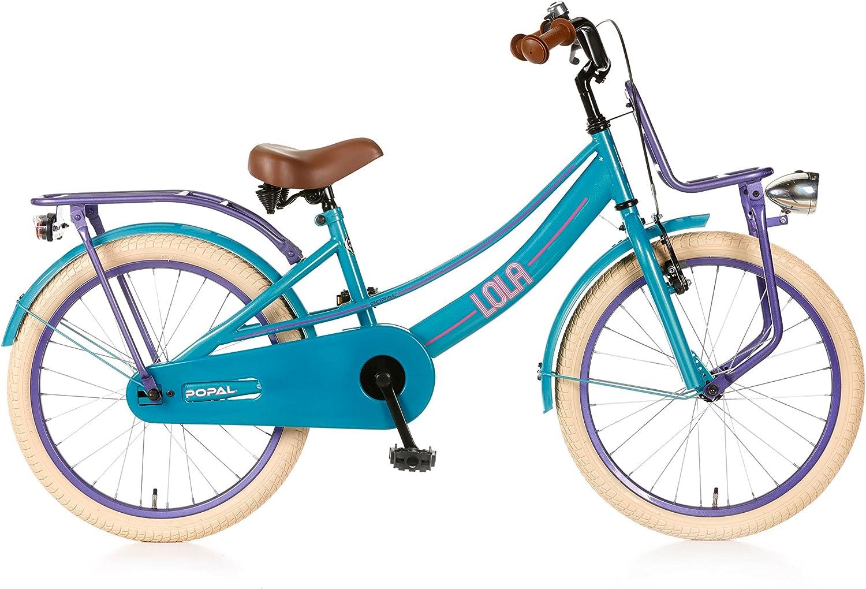 Bicicleta Chica 20 Pulgadas Popal Lola con Freno delantero al ...