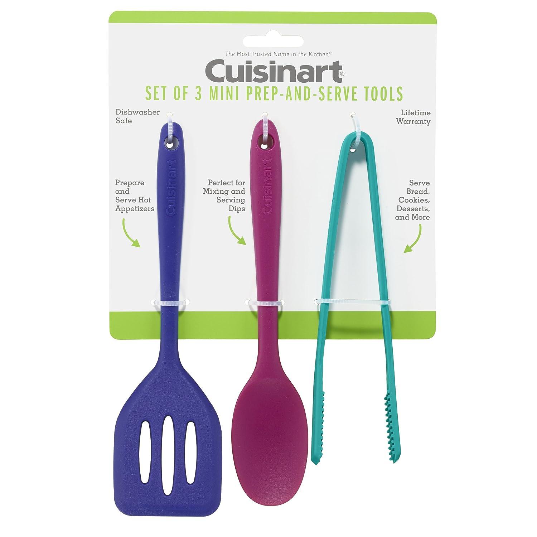 Cuisinart CTG-00-3MPT Set of 3 Mini Prep-and-Serve Tools
