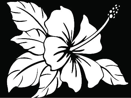 Amazon Com Hawaiian Hibiscus Flower Auto Car All Weather 4 Seasons