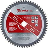 Disco De Serra Circular De Widea Para Aluminio 185 Mm 7 1/4 Mtx