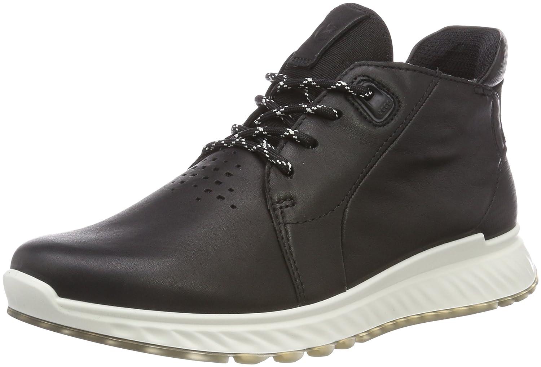 Ecco Damen St.1 Hohe Sneaker Schwarz (schwarz 1001)