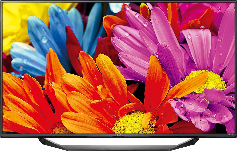 LG 49V型 液晶 テレビ 49UF7710 4K 外付けHDD裏番組録画対応  2015年モデル B00XBBIV7Y  49V型