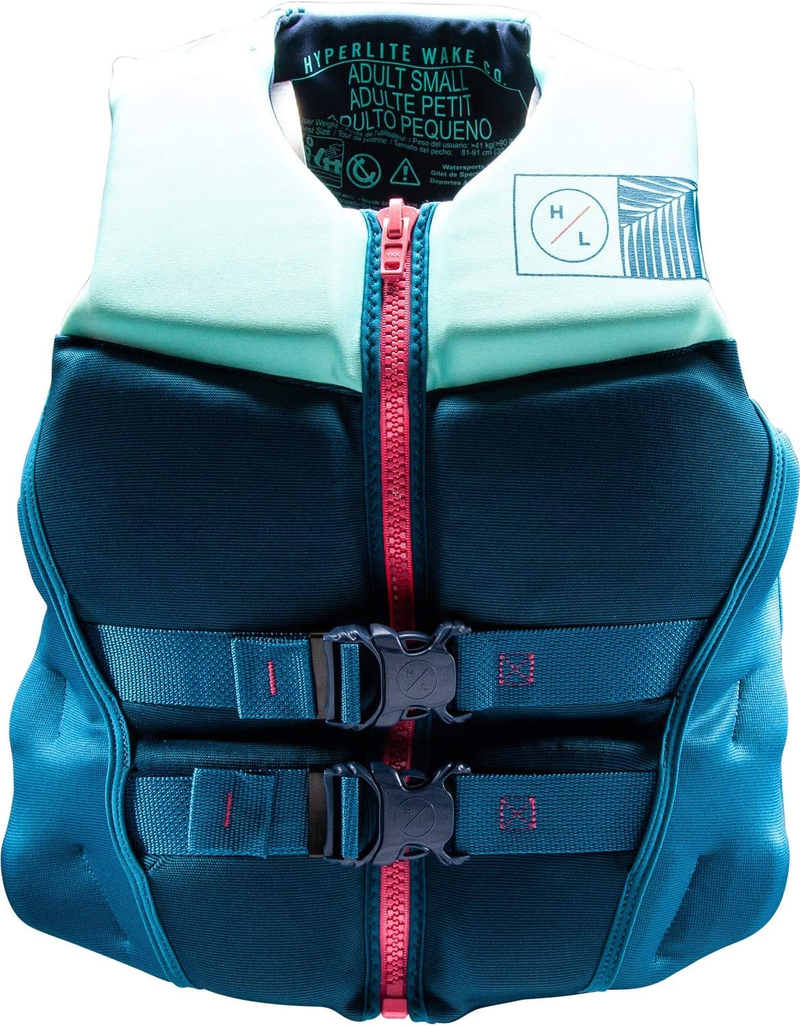 Hyperlite Ambition CGA Wakeboard Vest Womens