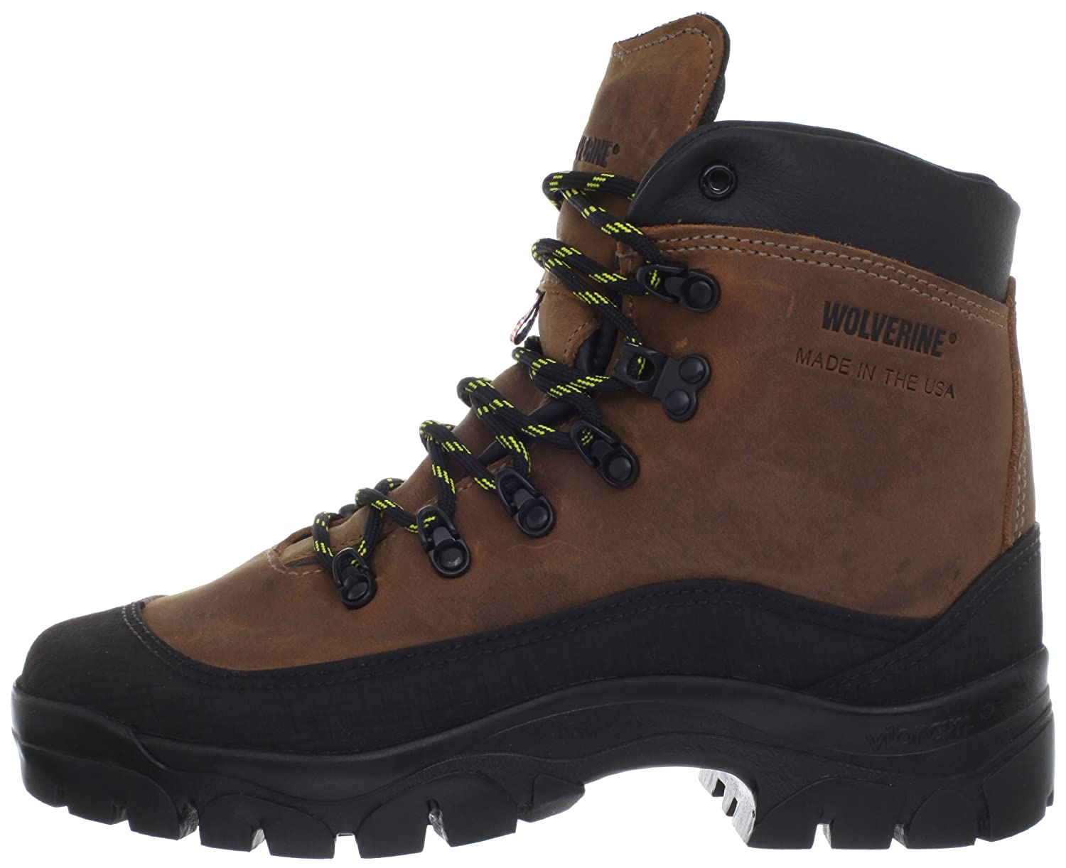 Amazon.com: Men's Wolverine® Sentinel Hiking Boot: Shoes