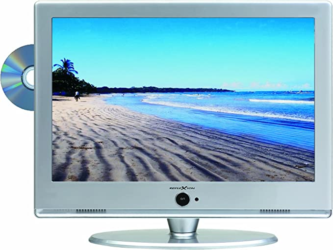 Reflexion TDD-1900 SILVER - Televisión LCD de 19 pulgadas HD Ready (50 Hz): Amazon.es: Electrónica