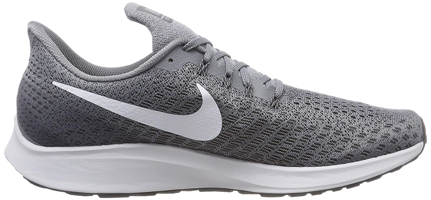 Nike Herren Air Zoom Pegasus 35 Sneakers Mehrfarbig (Cool Grey/Pure Platinum/Anthracite 005)