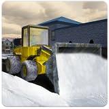 Snow Rescue Excavator OP 3D