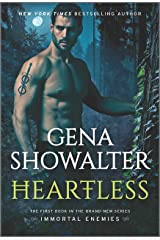 Heartless: A Paranormal Romance (Immortal Enemies Book 1) Kindle Edition