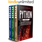 Python: 3 books in 1 : Python basics for Beginners + Python Automation Techniques And Web Scraping + Python For Data…
