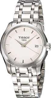 Tissot Womens Couturier Lady - T0352101101100