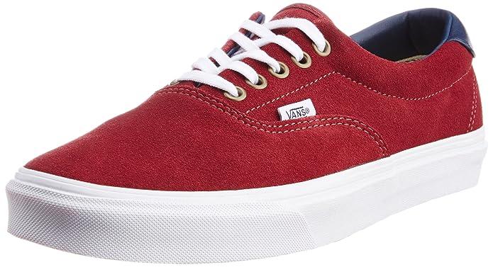 3968ee10f3 Vans Unisex Era 59 Plaid Ivy Green Sneakers - 5 UK India (38 EU)  Buy Online  at Low Prices in India - Amazon.in