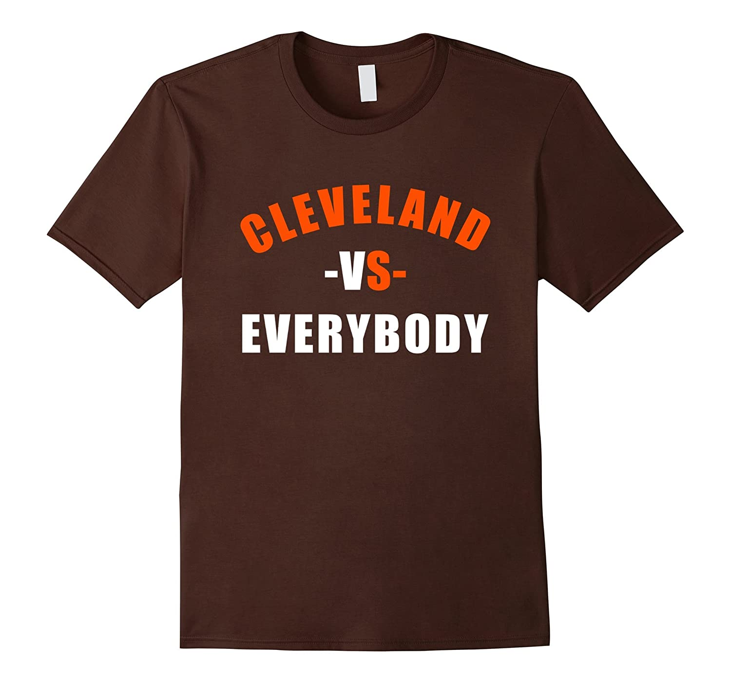 Cleveland vs Everybody T Shirt-BN