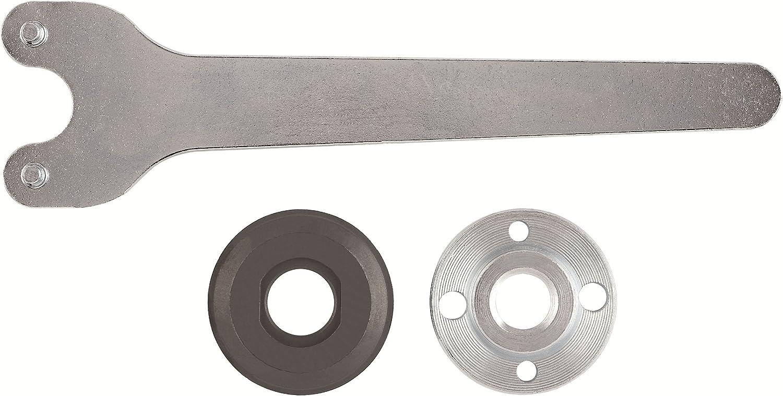 Bosch 1 607 000 158 - Set de 3 piezas de sujeción para amoladoras angulares pequeñas - - (pack de 3)