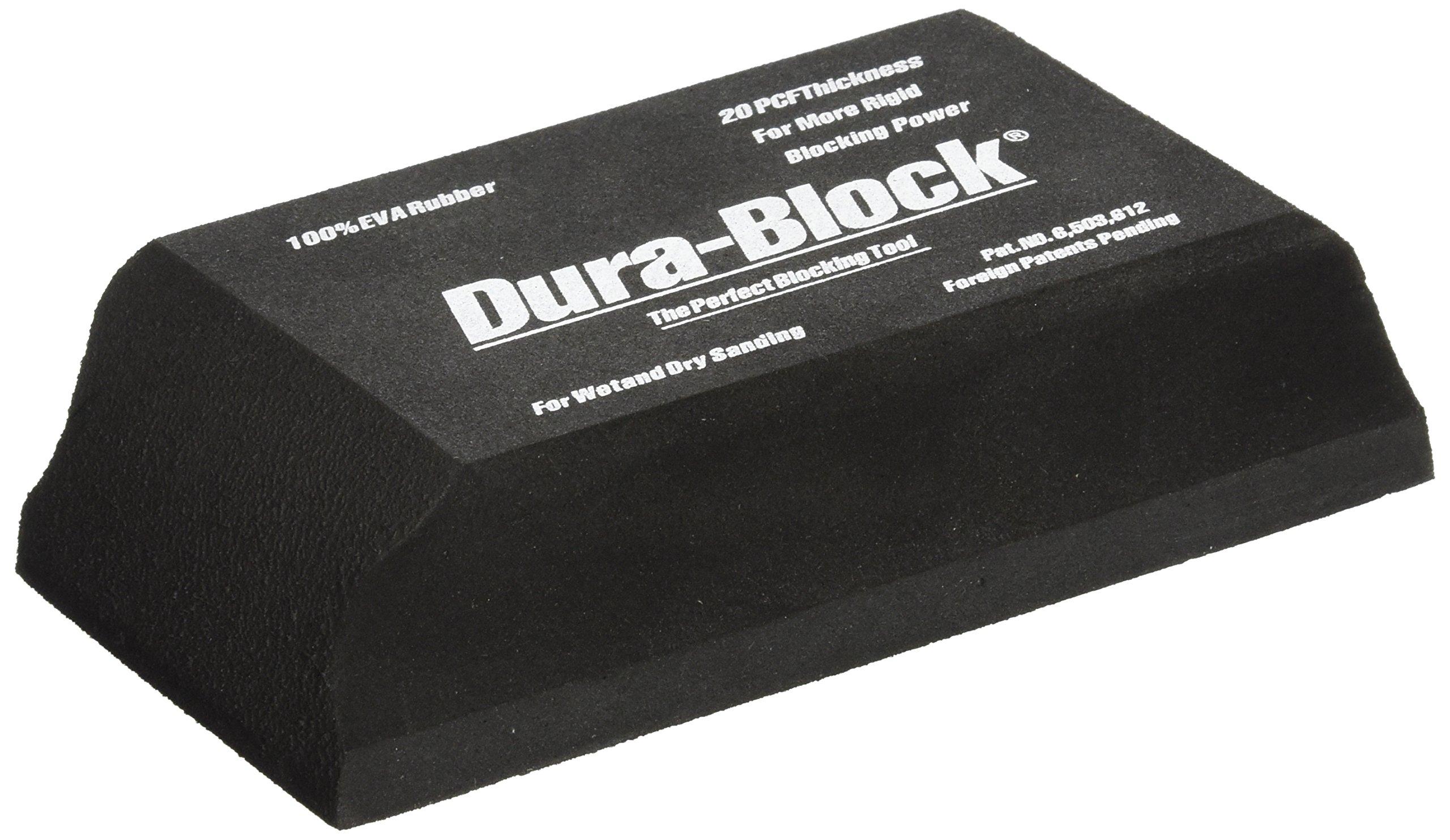 Dura-Block (AF4401) Black 1/3-Sanding Block by Dura-Block
