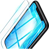 Oribox Glass Screen Protector for iPhone 11 Pro,Xs,X (5.8 Inch) Tempered Glass Screen Protector,2-Pack Clear, Model Number: S