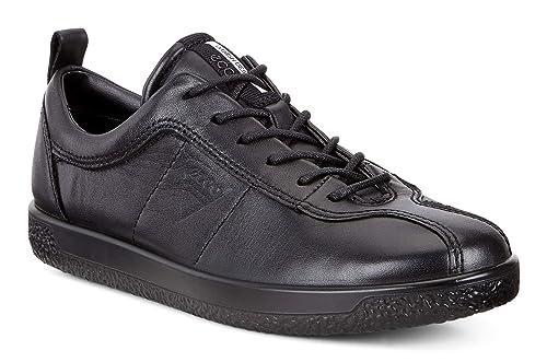 Ecco Soft 1 Ladies Schuhe black
