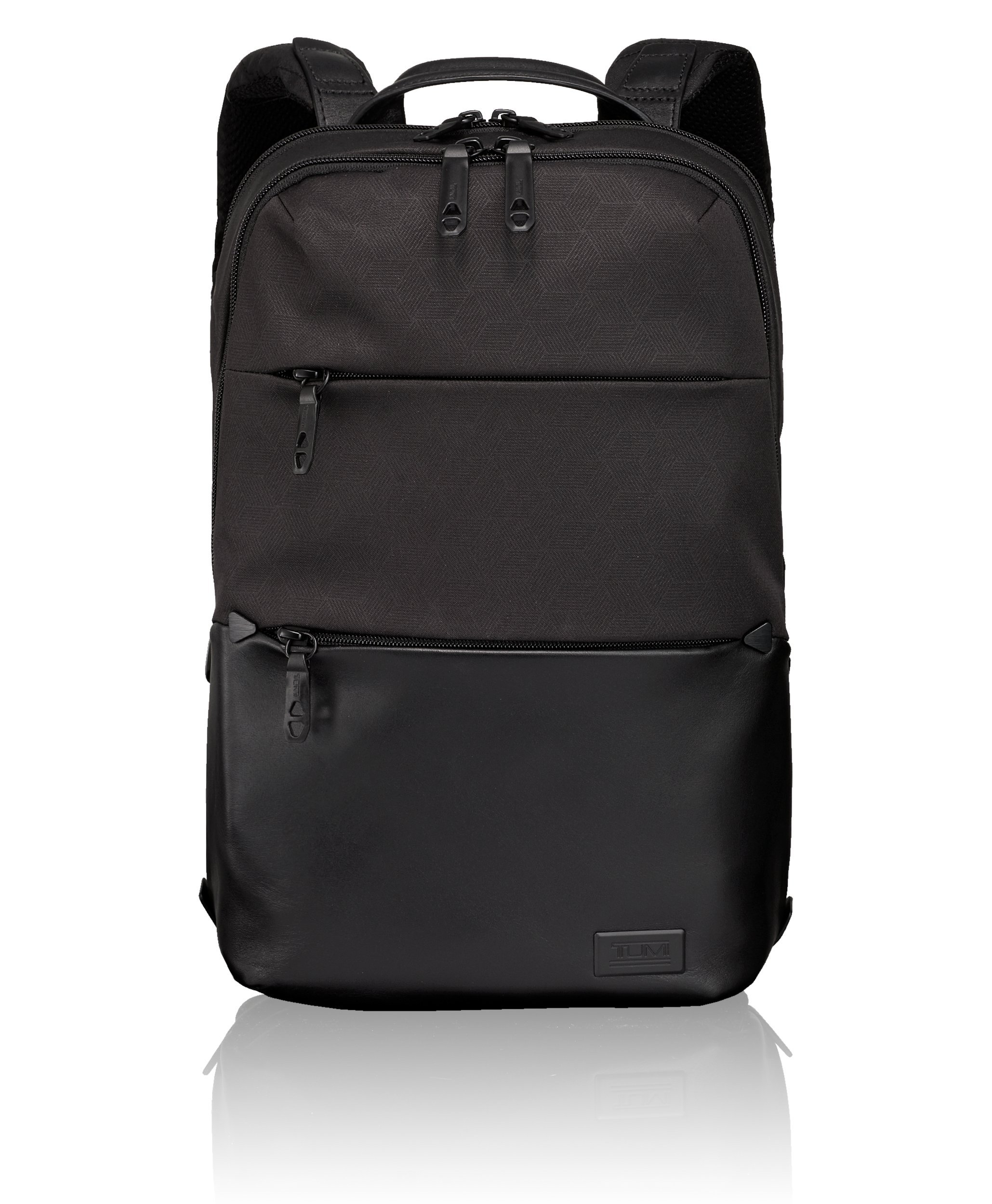 Tumi Tahoe Elwood Backpack, Black, One Size by Tumi