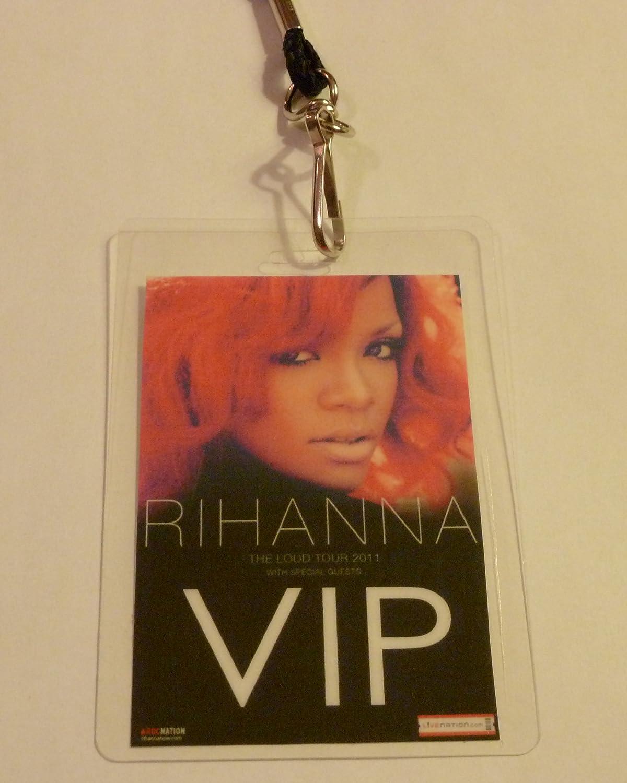 Amazon Rihanna The Loud Tour World Tour Vip All Access