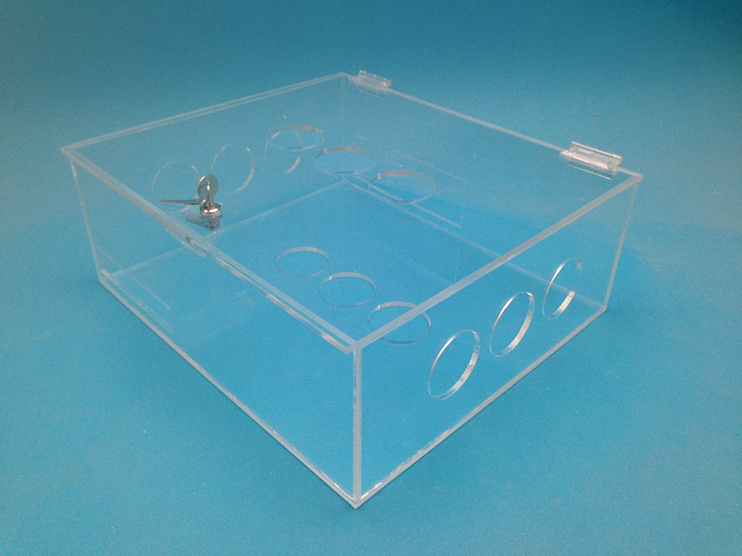 Playstation 3 Acrylic Video Game Console Security Case