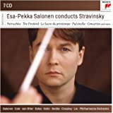 Esa-Pekka Salonen Conducts Stravinsky [Box Set]