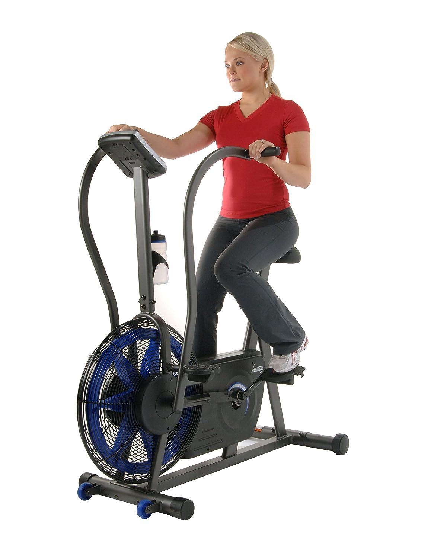Stamina Airgometer Upright Exercise Bike xebex air bike