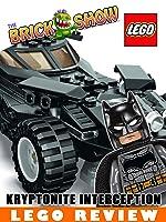 LEGO Batman v Superman Kryptonite Interception Review (76045)