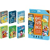 Hoyle Kid's 6 in 1 Fun Pack- Card Games