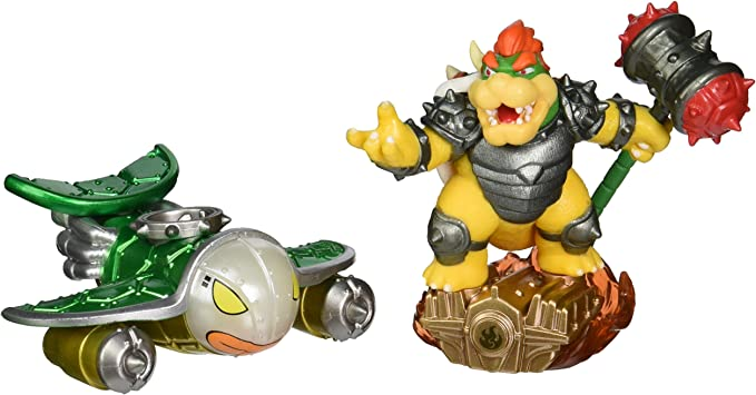 Skylanders SuperChargers SuperCharged Combo Pack: Bowser by ...