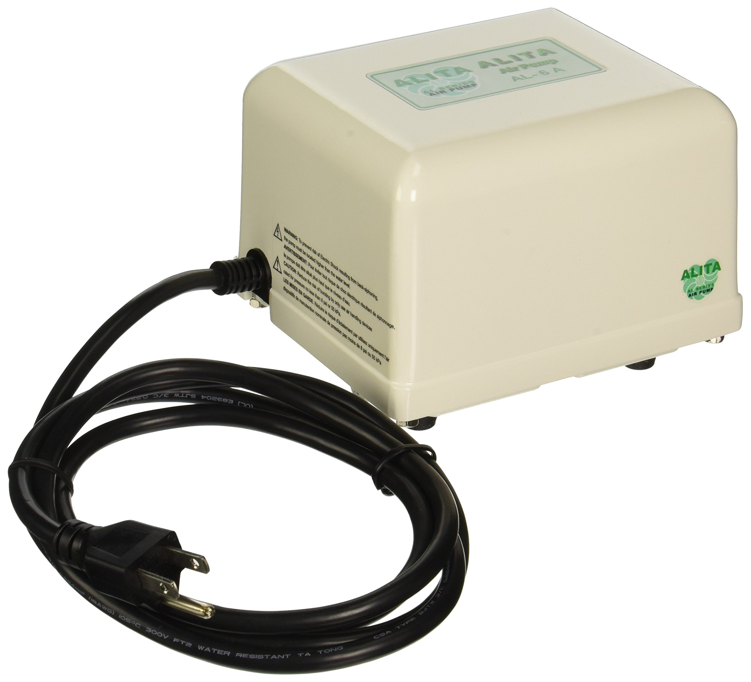 ALITA INDUSTRIES Air Pump 6 LPM by ALITA INDUSTRIES