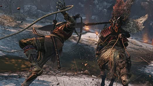 Amazon.com: SEKIRO: SHADOWS DIE TWICE Japanese Ver. Japan ...