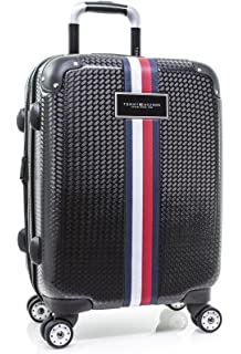 Tommy Hilfiger Luggage Basketweave 24