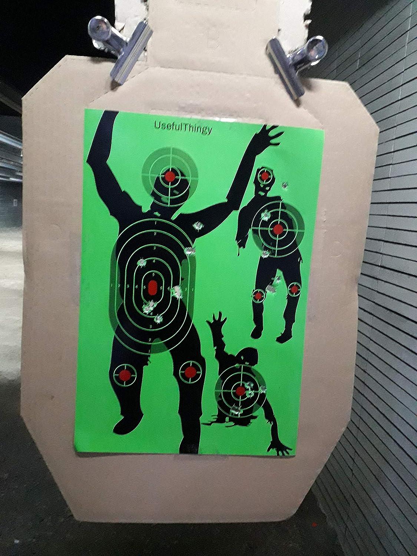 Pistola per Fucili da Softair BB UsefulThingy Gamma di Accessori Confezione da 10//30 Bright Blast Bersaglio da tiro con bersagli reattivi