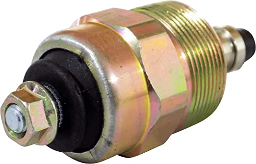 VE Rotary Injection Pump Fuel Shut Off Solenoid Switch for 5.9l Cummins 1988-93