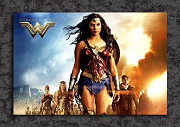 1 36 x 24 GAL GADOT Poster Celebrity Hollywood Poster
