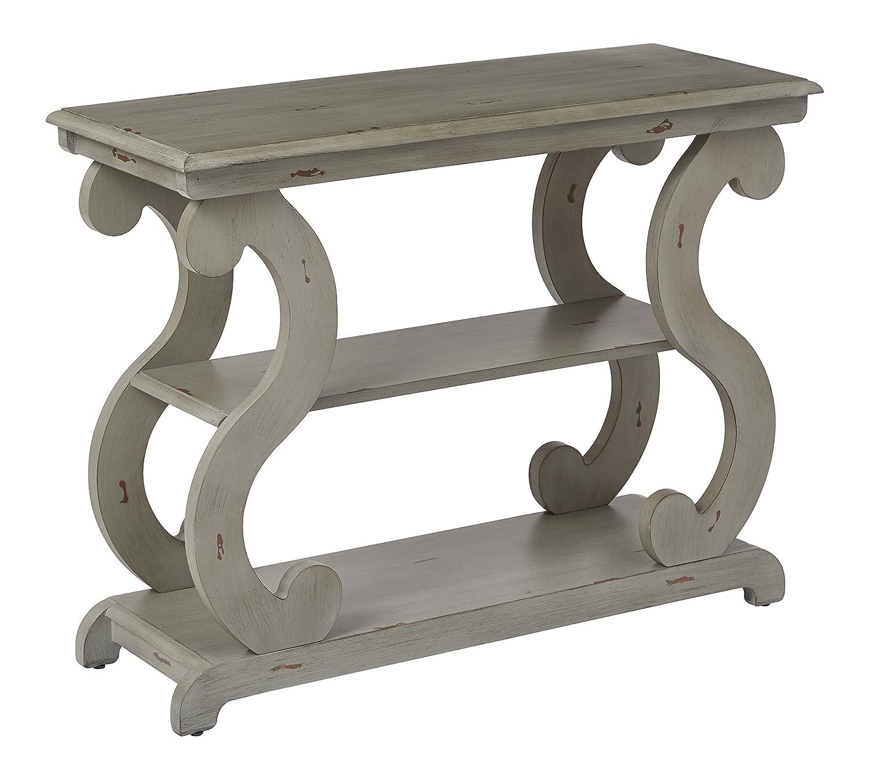 Merveilleux Amazon.com: OSP Designs Ashland Console Table, Brushed Black: Kitchen U0026  Dining