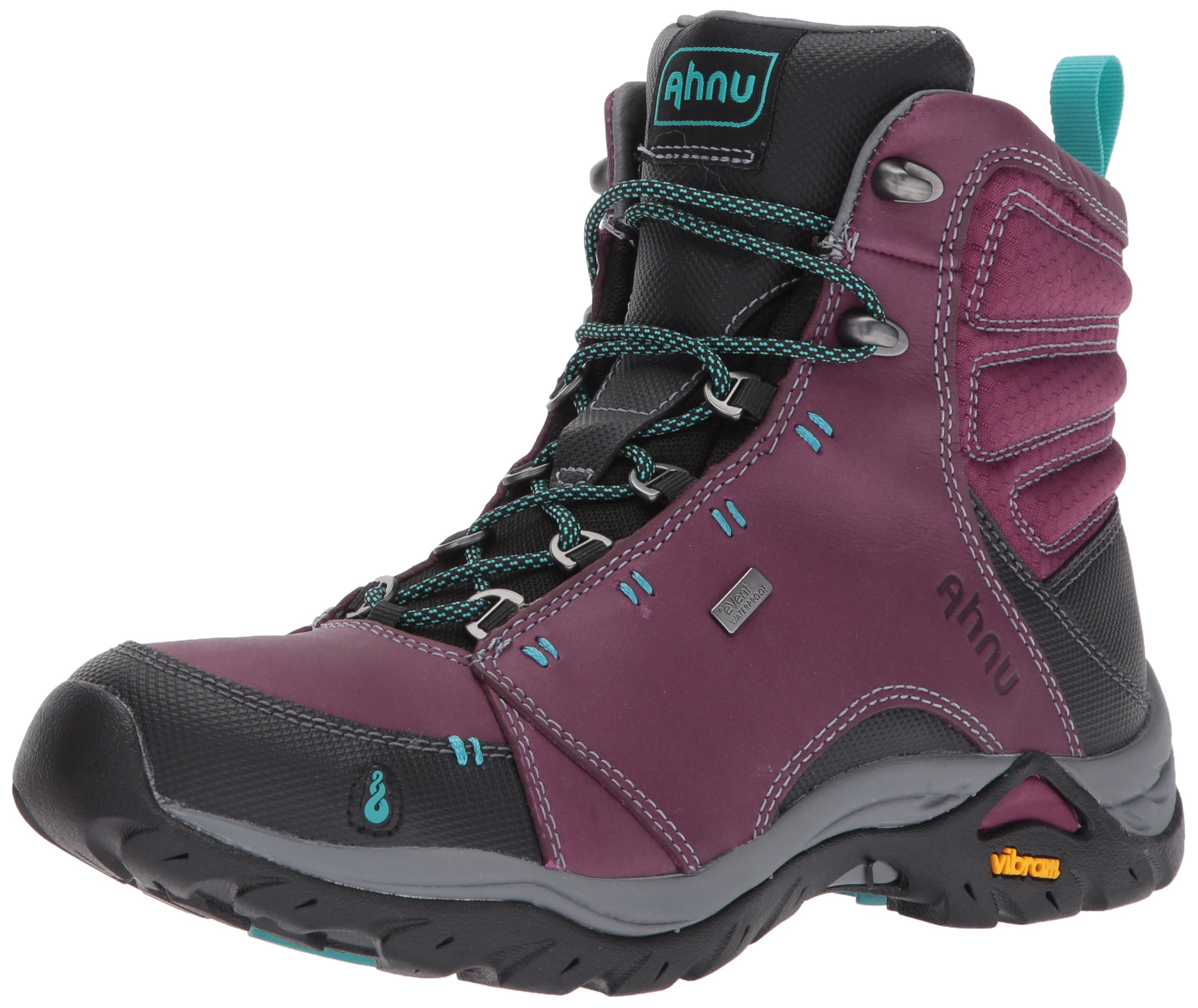 Ahnu Women's W Montara Waterproof Backpacking Boot by Ahnu