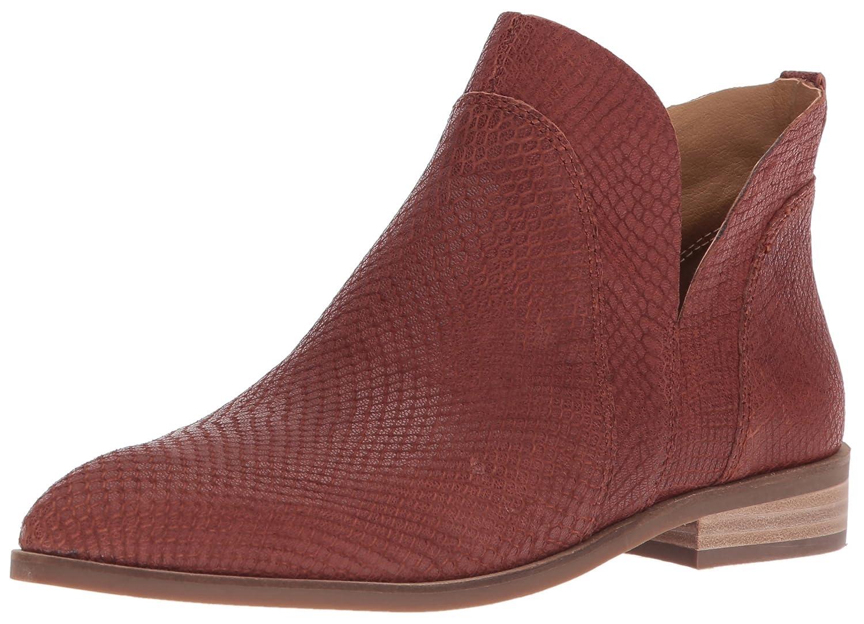 Lucky Brand Women's Jamizia Ankle Boot B0747JV6PQ 12 B(M) US|Rye