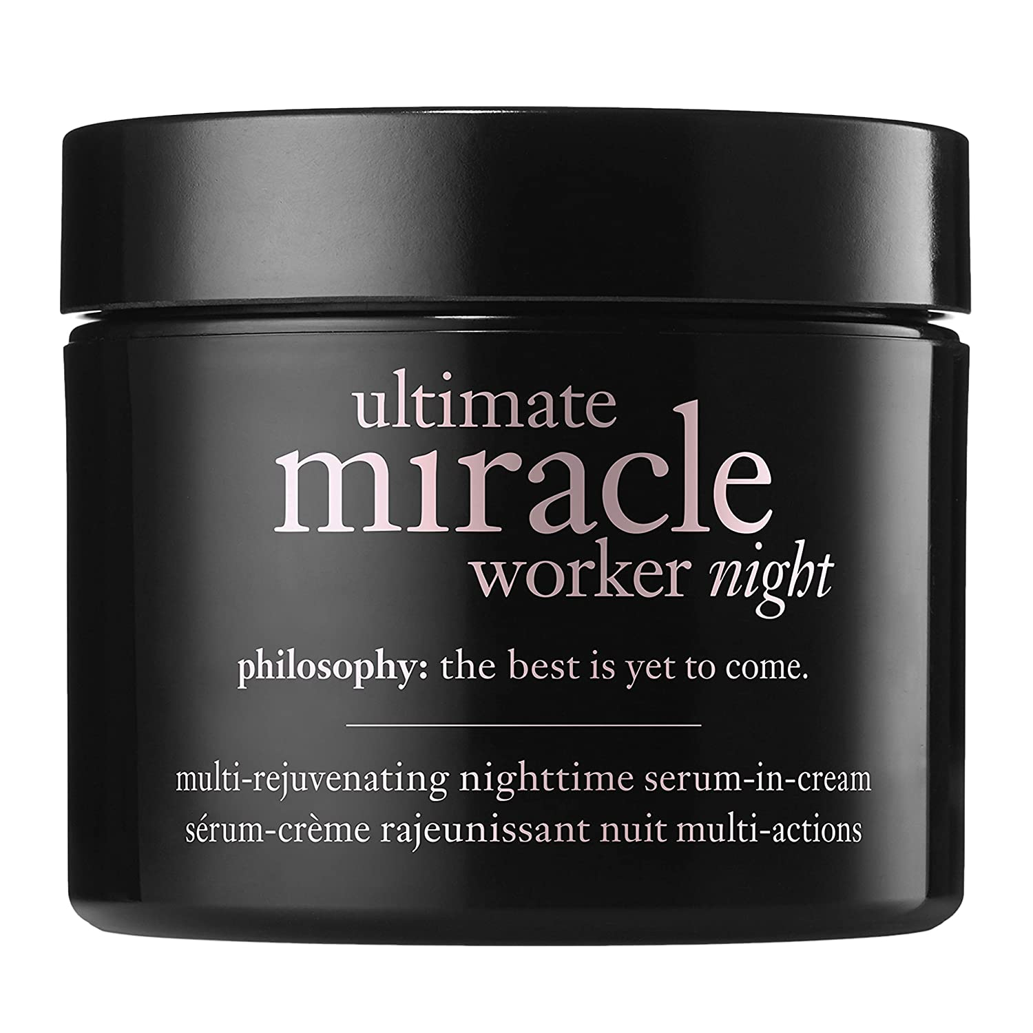 philosophy ultimate miracle worker night cream, 2 oz