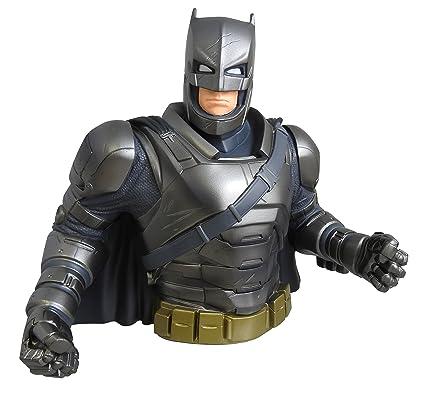 447d5db682 Amazon.com  DC Comics Batman vs Superman - Batman Bust Bank  Toys ...