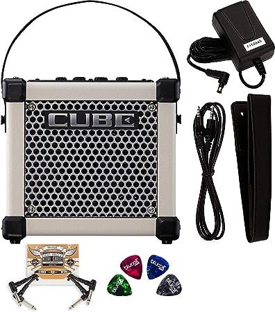 Roland - Amplificador de guitarra Micro Cube GX con sintonizador ...